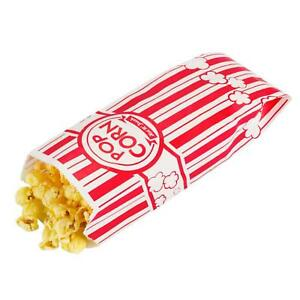 Small 6oz Popcorn Paper Bags Perfect For Kids Parties Made In Usa