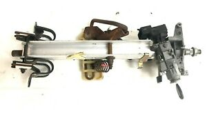 97 00 Jeep Wrangler Tj Steering Column With Key Tilt Manual Free Shipping