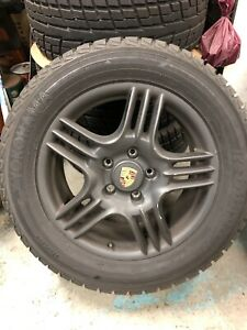 Porsche Cayenne Vw Touareg Audi Q7 Winter Wheels Tires