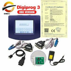 Digiprog 3 Obd Version V4 94 Odometer Correction Digiprog Iii St01 St04 Cable Fa