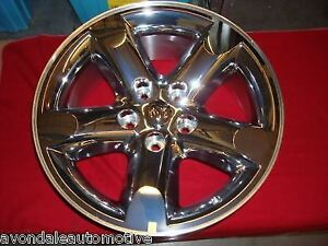 Dodge Ram 1500 20 Inch Chrome Alloy Wheel oem Mopar