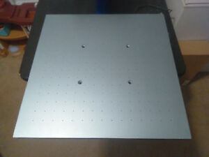 18 X 18 Vacuum Platen For Screen Printing Paper Posterboards