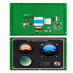 Stone 8 0 Hmi Tft Lcd Touch Screen With Cpu Rs232 Uart Port