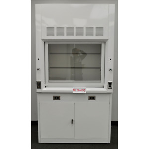 4 F Laboratory Chemical Fume Hood With Base Cabinet