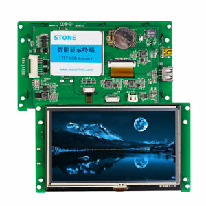 5 0 Inch Tft Lcd Module With Controller Board Display Module