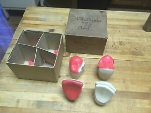 Vintage Dental Impressions Molds Tooth Teeth Wax 1928 Instruction Instrument
