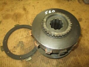 International Farmall 560 Pto Clutch Disc Assembly Antique Tractor