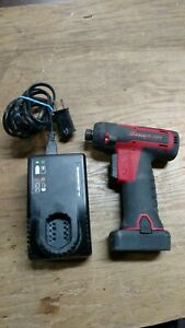 Snap On Cts761 14 4v Microlithium Cordless Screw Driver Screwdriver