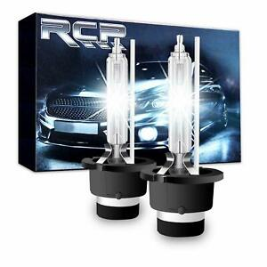 2x D2s D2r Hid Bulbs Headlights Head Lamps 6000k 8000k Pure White Replace 1 1