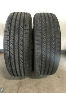 2x P265 50r20 Goodyear Fortera Hl 8 9 32 Used Tires