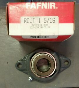 Rcjt1 5 16 Fafnir New Ball Bearing Flange Unit