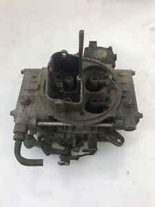 Holly Carburetor P 80 34r 10880b