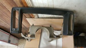 1984 1988 Fiero Dash Instrument Housing Used From 87 Gt