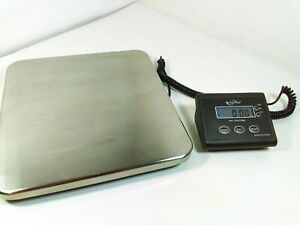 Weighmax 330lb Capacity Industrial Postal Scale w 4830 906 mb5