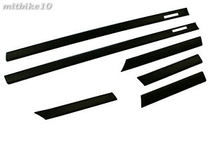 For Bmw 1992 1998 E36 M3 Coupe 2d Body Side Molding Moulding Trim 2 Door