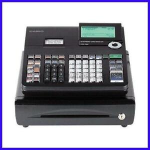 Casio Se s400 Cash Register New In Box Easy On Screen Programming