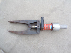 Jaws Of Life Holmatro Emergency Services Hydraulic Spreader Made In Holland