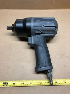Snap On Tools 1 2 Drive Impact Wrench Pt850gmg Excellent Shape Pt850