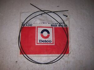 Speedometer Cable Nos Gm 76 80 A F X 53 79 Vet 73 81 Ck Gm2151