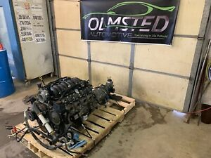 5 7 Ls1 Engine T56 6 Speed Manual Trans Full Pullout 44k Warranty Tuned