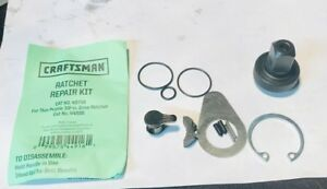 Craftsman Ratchet Repair Kit 48749 1 2 Drive Thin Profile Drive Ratchet Cat No