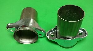 3 Ball Header To 3 Od 409 Stainless 2 Bolt Socket Header Collector Reducers