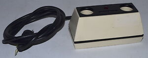Welch Allyn 3 5v Desk Charger used Model 71110