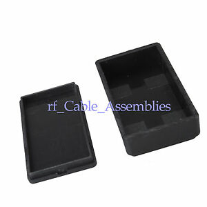 100x Small Plastic Project Box Enclosure 49 5 27 5 14mm Electrical Junction Box