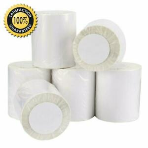 9527 Product 4x6 Blank Direct Thermal Shipping Labels For Zebra 2844 Zp 450 Zp 5