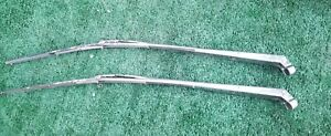 1961 1965 Lincoln Continental Windshield Wiper Arms Left Right