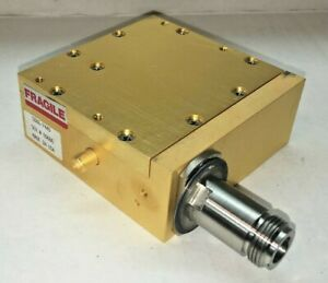 5086 7449 Directional Bridge 300 Khz To 2 Ghz 75 Ohms Used With Hp 85046b