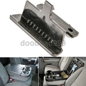 Center Console Armrest Cover Latch Clip Lid For Chevy Gmc Silverado Sierra Tahoe