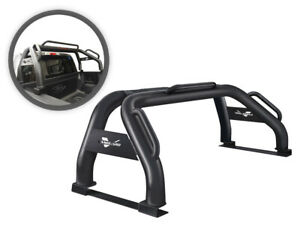 Vanguard Off Road Classic Roll Bar 2 0 For Hd Trucks Black