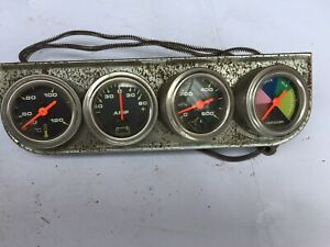 Antique Car Old Dash Parts