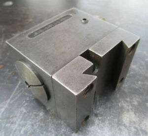 Kdk 119 Lathe 5c Collet Holder For Quick Change Tool Post 1 X 1 4 free Ship