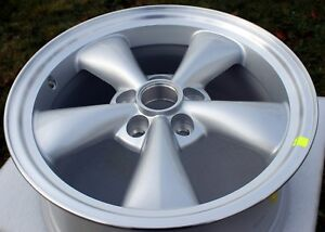 New Oem Ford Mustang Gt 17 Machined Silver Wheel Rim 2005 2006 2007 2008 2009