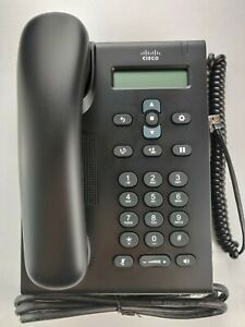 New Open Box Cisco Cp 3905 Sip Phone With Free Usps Shipping
