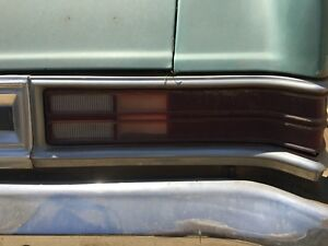 1975 Plymouth Scamp Tail Lights