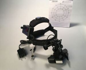 Rechargeable Led Binocular Indirect Ophthalmoscope With Strong Vision