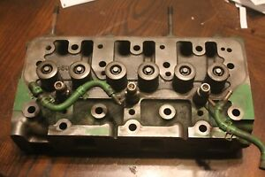 John Deere Am878547 Cylinder Head For 790 4300 And 4400 Compact Tractors