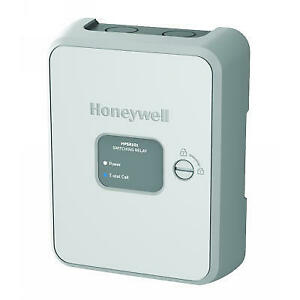 Honeywell Hydronic Single Zone Switching Relay Hpsr101