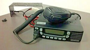 Kenwood Tk 7360hv k Vhf 50w With Mic And Mount