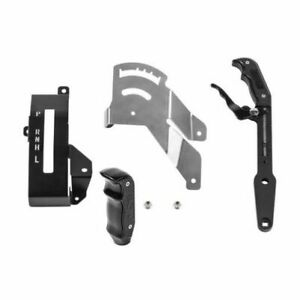 B M 81149 Magnum Gated Shifter Grab Handle For 2017 2019 Can Am Maverick X3