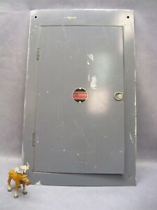 Electric Service Front Panel 10323 r2b20 Clark American Od 14 1 4 W X 23 1 4 T