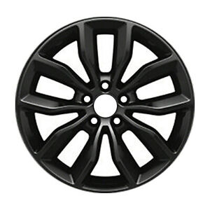 97637 Reconditioned Oem Factory Aluminum 18in Wheel Fits 2016 Dodge Dart