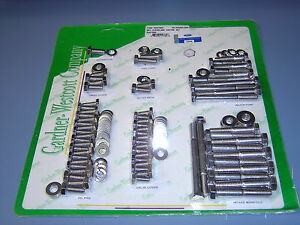 Ford Mustang 351c Cleveland Engine Bolt Kit