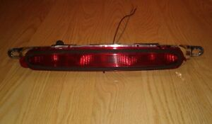 2005 2010 Chevrolet Cobalt Pontiac G5 Third Brake Light High Mount Stop Lamp Oem