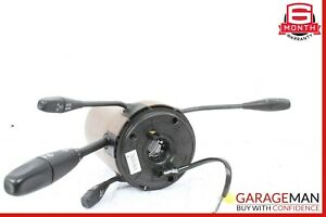 03 06 Mercedes W220 S430 S500 Steering Column Clock Spring And Controls Grey