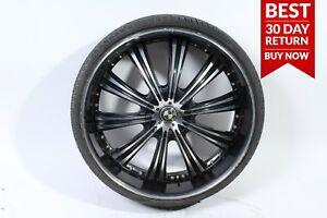 00 06 Bmw E53 X5 Front Right Or Left Side Wheel Tire Rim R26 26x10jj A51 Oem