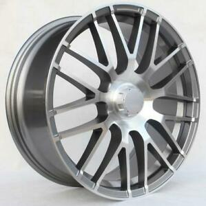 20 Wheels For Mercedes Cls53 2019 Up Staggered 20x8 5 20x9 5